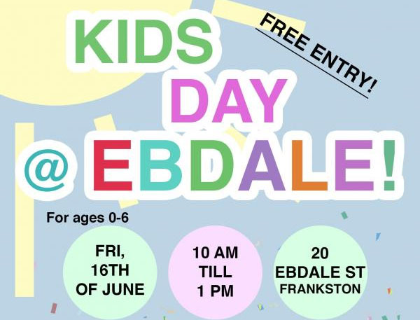Kids Day @ Ebdale